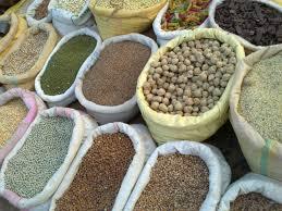 المحاصيل الحبوبية
