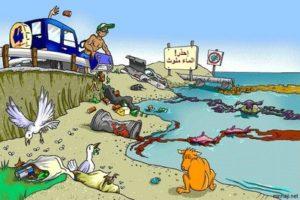 ملوثات الماء