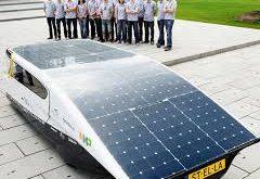 السيارات الشمسية