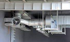 أنظمة التهوية الميكانيكية