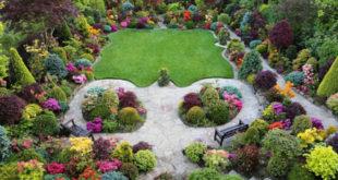 الحديقة المنزلية