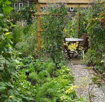التصميم الحدائقي