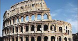 العمارة الرومانية
