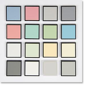 ألوان الباستيل