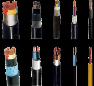 كابلات الجهد المنخفض Low voltage cables