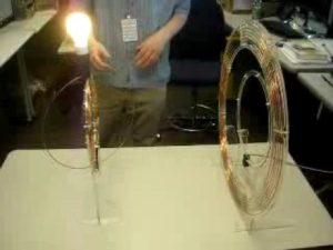 تقنية جديدة في مجال نقل الكهرباء لاسلكياً