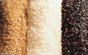 قشور حبوب الأرز