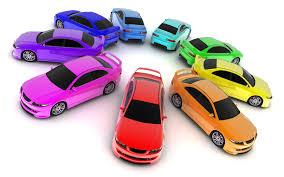 لون السيارة