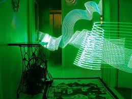 هندسة الضوء