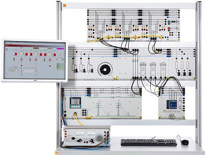 وقاية النظم الكهربية protection system